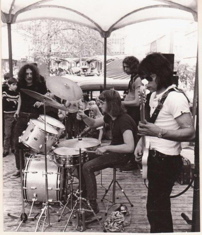René Shuman And Band - Live 5 tracks